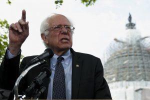 Bernie Sanders Wins Big in Nevada, Democratic Rivals on Tenterhooks