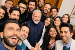 Narendra Modi Is the Newest Star in Bollywood