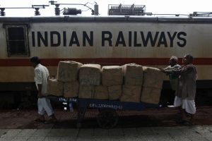 Advance Earnings From Big Freight Players Helps Railways Tide Over Operating Ratio Crisis
