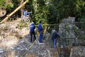 Meghalaya: Navy Spots Body of One of 15 Trapped Miners