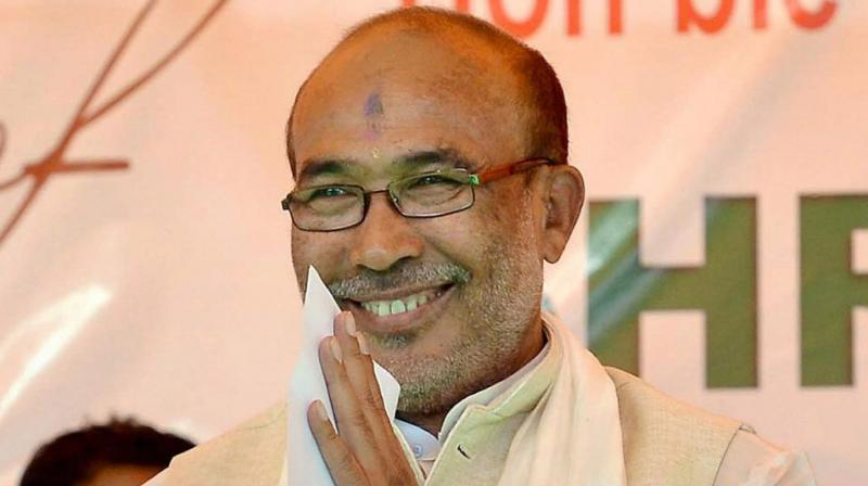 Manipur Government Urges Centre for Exemption From Citizenship Bill Purview