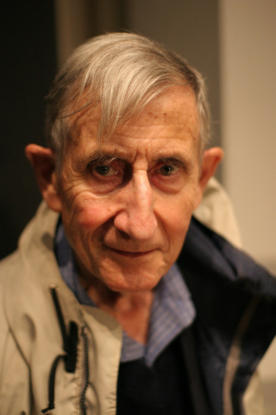 Freeman Dyson. Credit: Jacob Appelbaum/Wikimedia Commons
