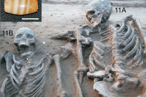 First Harappan People Buried as a Couple Found at Site in Haryana
