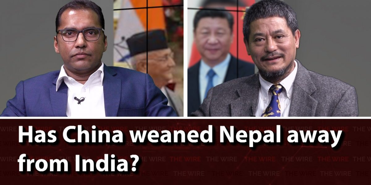 Watch   Has China Weaned Nepal Away From India?