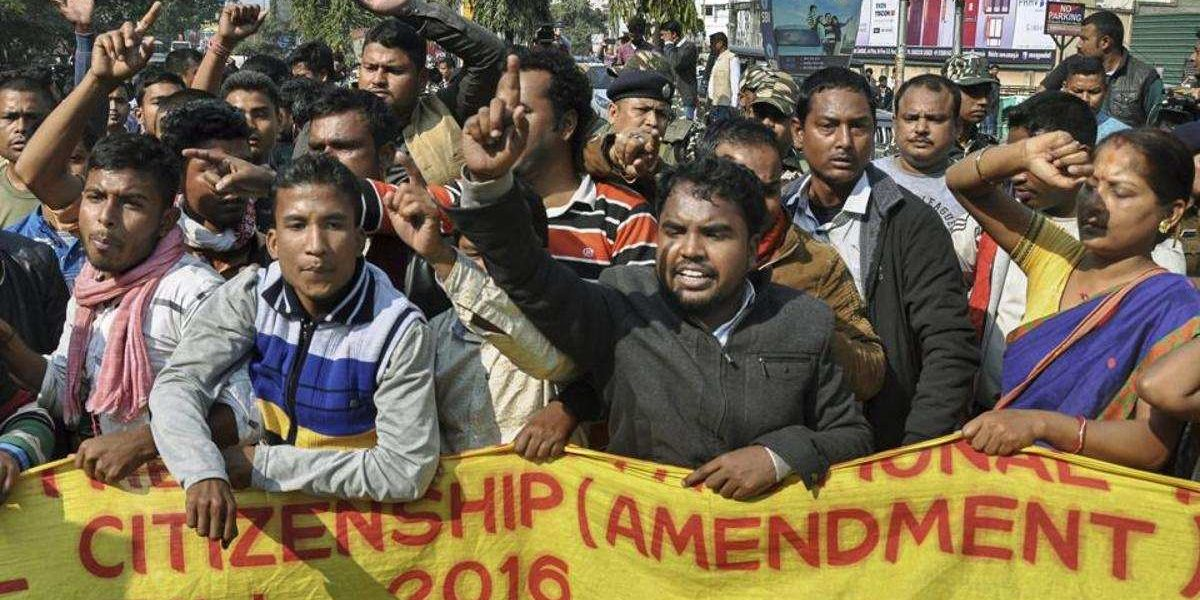 Centre Evades Question on Re-Introducing Citizenship Bill in Parliament