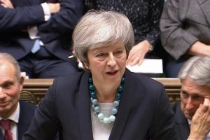 British Parliament Set to Defeat PM Theresa May's Brexit Plan