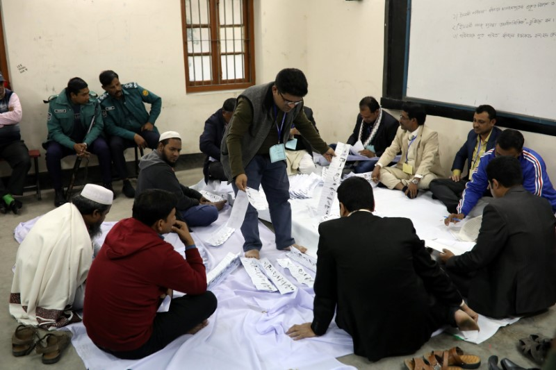 Transparency International's Bangladesh Chapter Discovers Irregularities in Vote