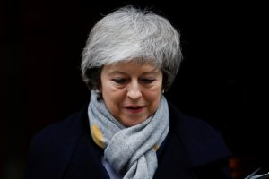 Theresa May Suffers a Historic Defeat as Parliament Crushes Brexit Deal by 230 Votes