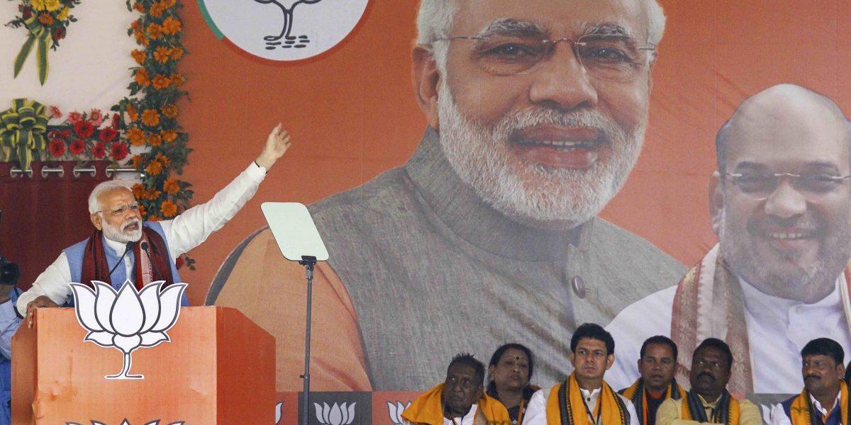Modi Attacking Kerala Govt Over Sabarimala Diminishes the Office of Prime Minister