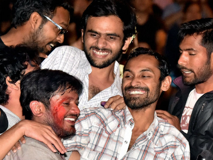 "At JNU Protest, ""Those Raising Slogans Are ABVP Members"": Ex ABVP VP"