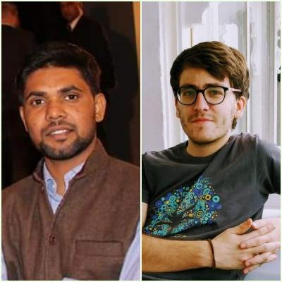 Rakesh Kumar Rajak and Martin Haus