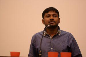 Watch | Kanhaiya at Young India Adhikar March: 'The Youth Want Jobs, Not Riots'