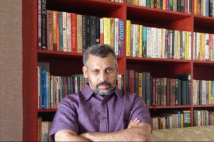 Anees Salim, the Prize-Winning Author Inspired by Being Told to 'Go to Pakistan'