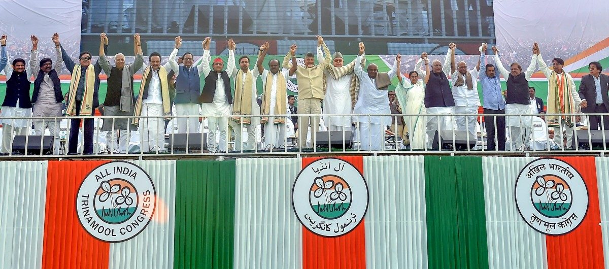The Opposition's Moves Against the BJP Will Also Serve a Larger Cause