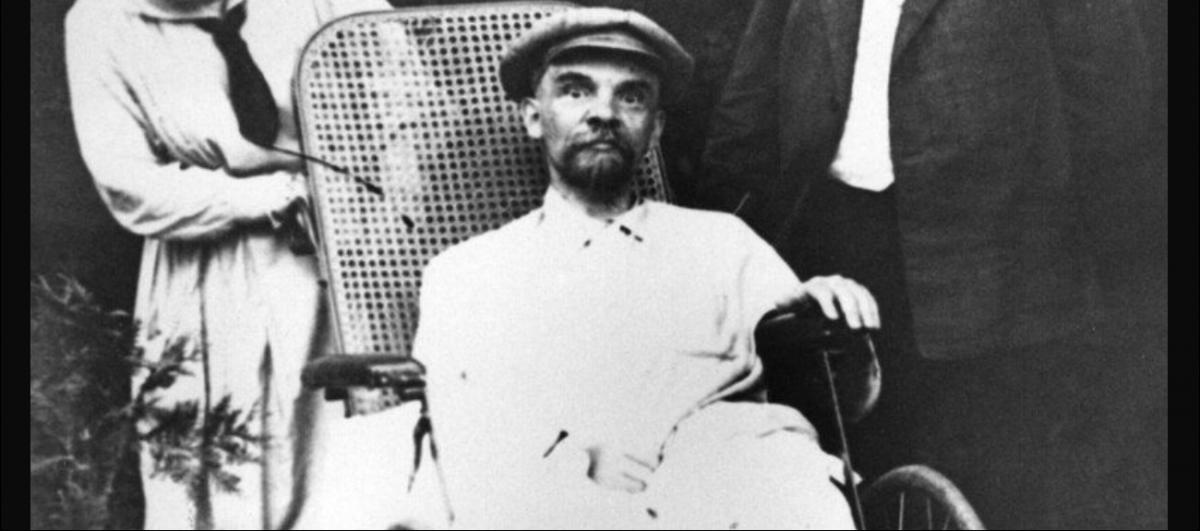 The Last Weeks of Valdimir Lenin's Life