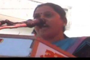 NCW Takes Note of BJP MLA Sadhana Singh's Sexist Remarks on Mayawati