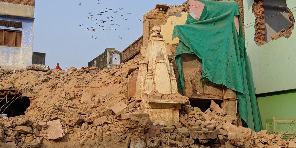 In Modi's Varanasi, the Vishwanath Corridor Is Trampling Kashi's Soul