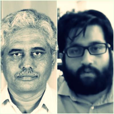 Gulam Shaik Budan and Anuj Srivas