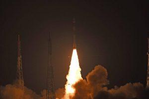 ISRO Successfully Launches Military Satellite 'Microsat-R'
