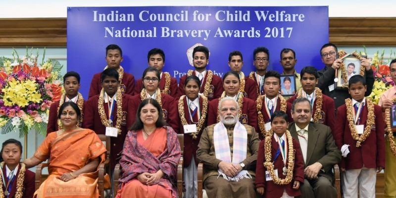 National Bravery Award Winners Excluded From Republic Day