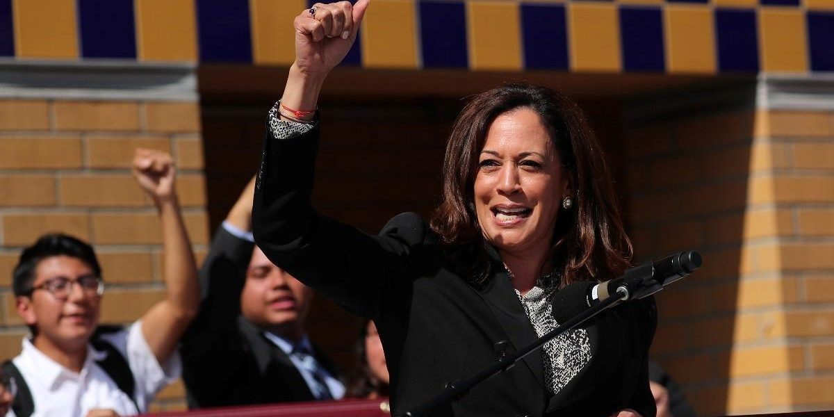 Next Stop in Indian-Origin Kamala Harris' 'American Journey' May Be the White House