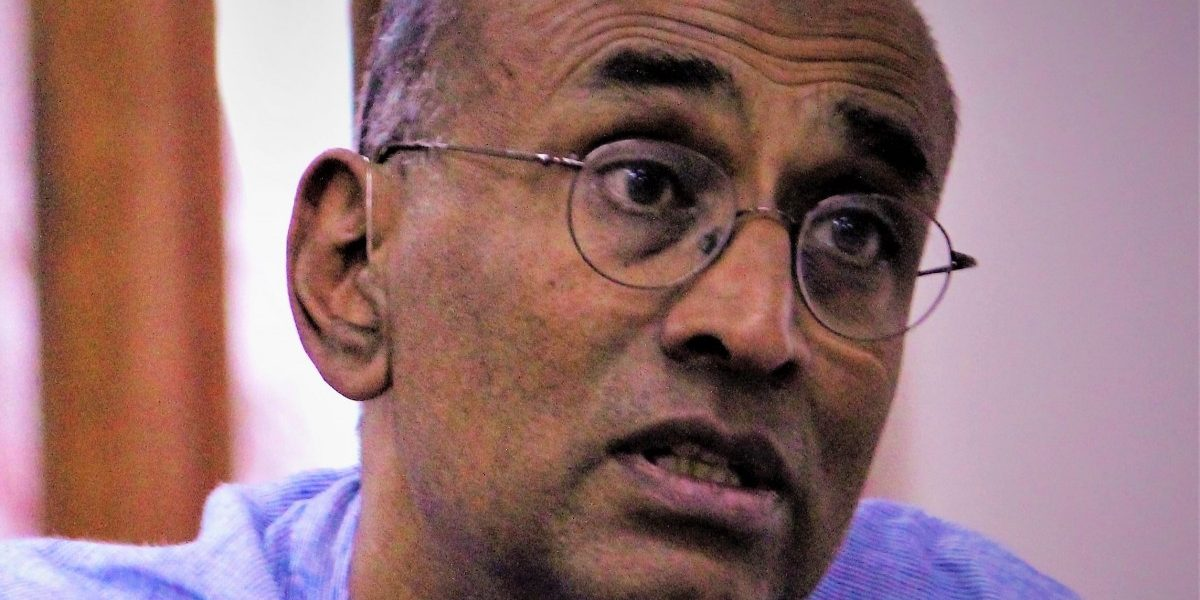 Interview: Venki Ramakrishnan and the Race to Decode the Mother of All Molecules