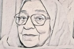 Krishna Sobti, a Legend Who Will Never Truly Be Gone