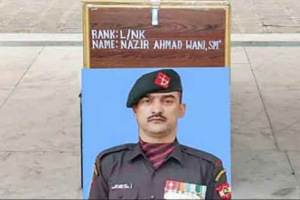 An Ashok Chakra for Lance Naik Wani. Yet for the Sangh, India Isn't Home for Muslims