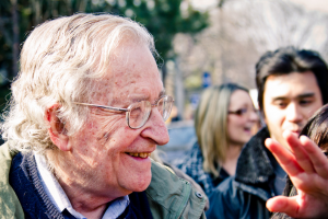 In the Age of Faltering Democracies, Noam Chomsky Is More Relevant Than Ever