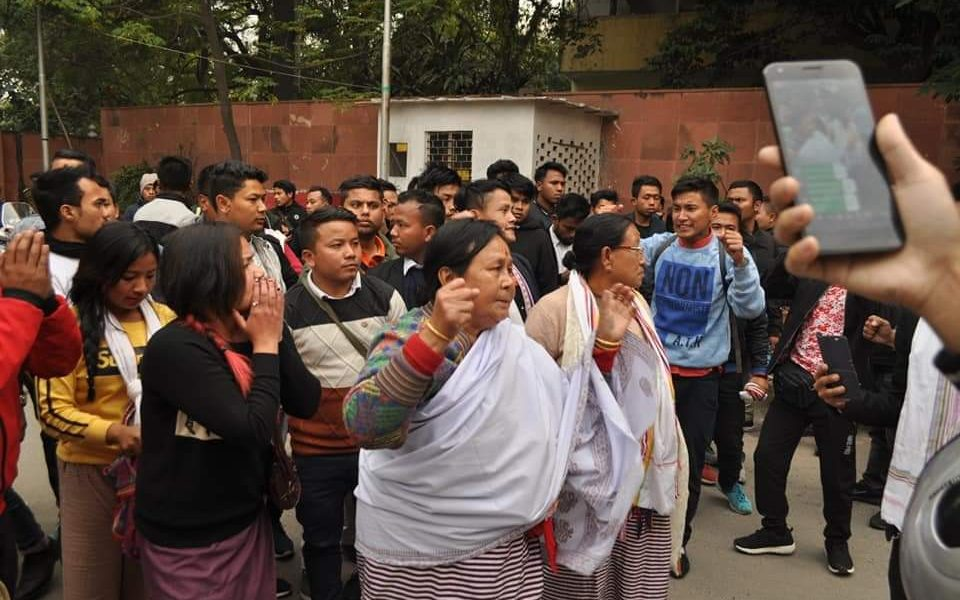 Second Flash Protest in Delhi Over Citizenship Bill; Northeast Continues to Simmer