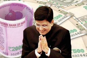 Budget 2019: Full Tax Rebate for Income Up to Rs 5 lakh
