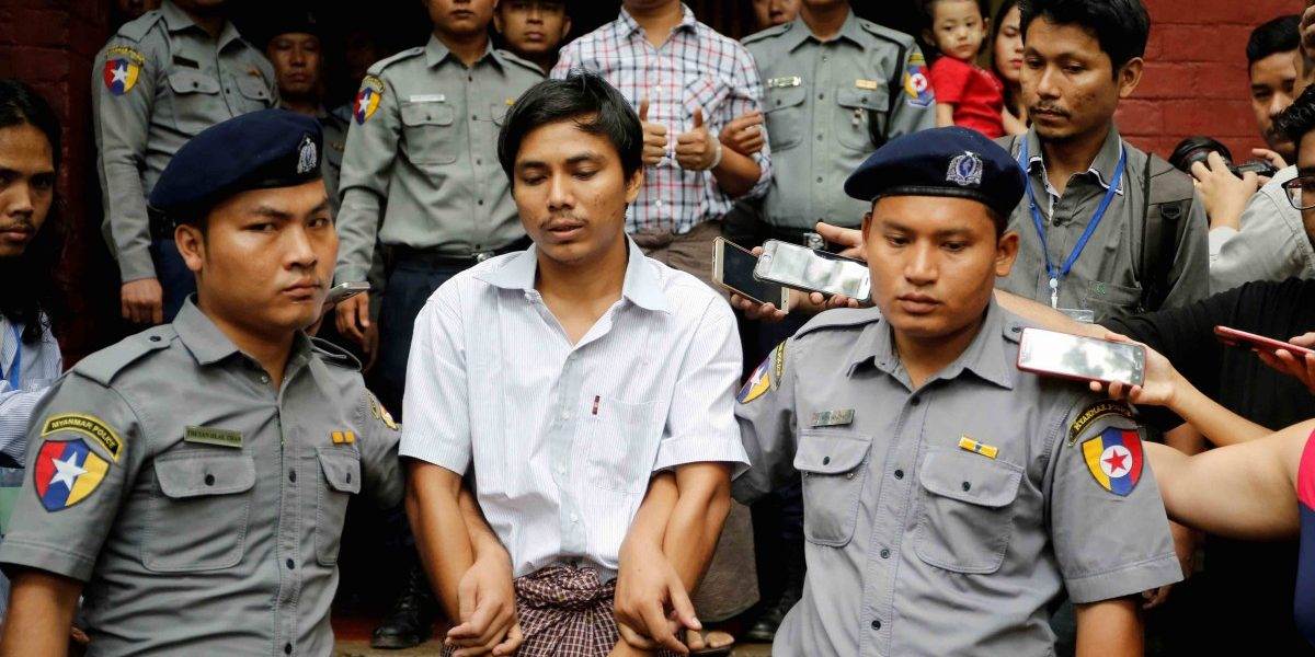 Reuters Journalists in Myanmar Appeal to Supreme Court Against Conviction