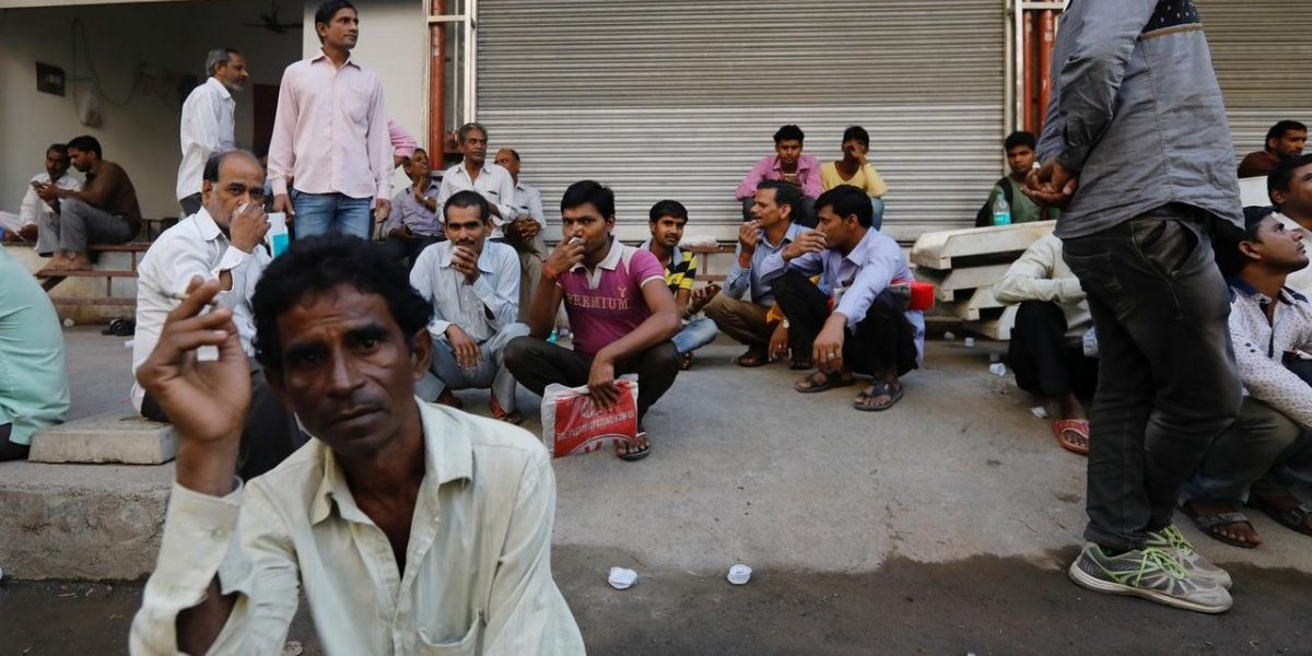 Unemployment in India is at its highest in 45 years