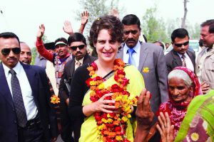 Priyanka Gandhi's Charisma Will Not Save the Congress From a Defeat in UP