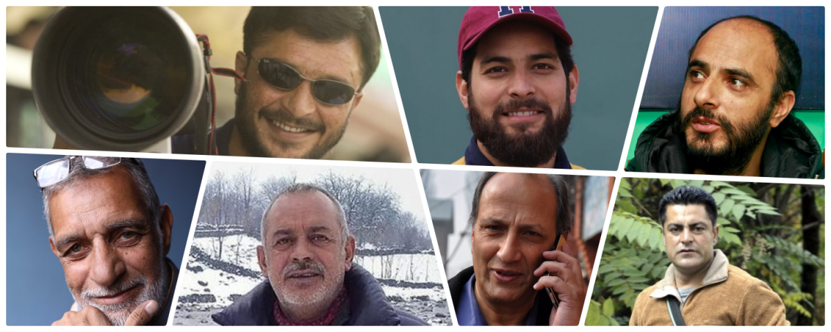 Meet the Kashmiri Journalists Barred from Covering Republic Day