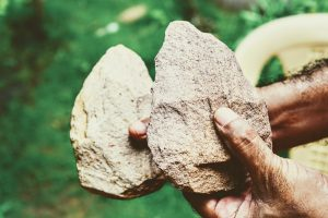 Meet the Archaeologists Chiseling Stone Tools to Learn How Our Forebears Did It