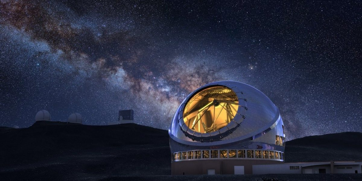 India Wants Thirty-Metre Telescope Shifted Out of Hawaii