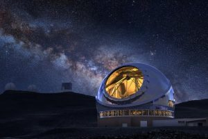 India to Start Manufacturing Key Components for Thirty Meter Telescope Project