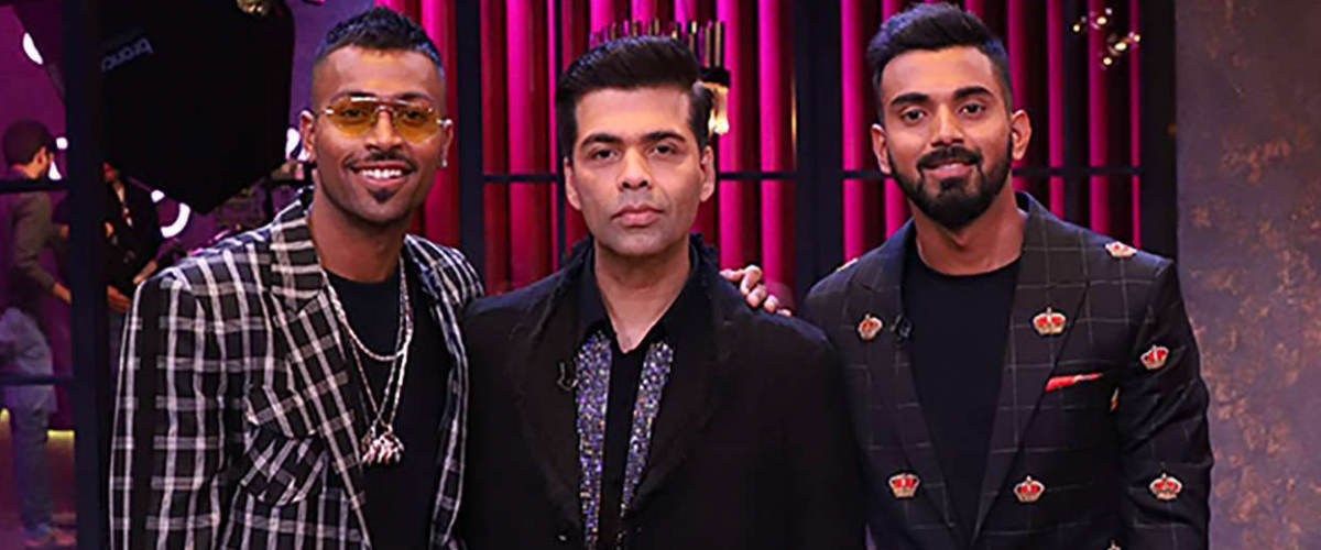 Case Registered Against Hardik Pandya, K.L. Rahul For Comments on Koffee With Karan