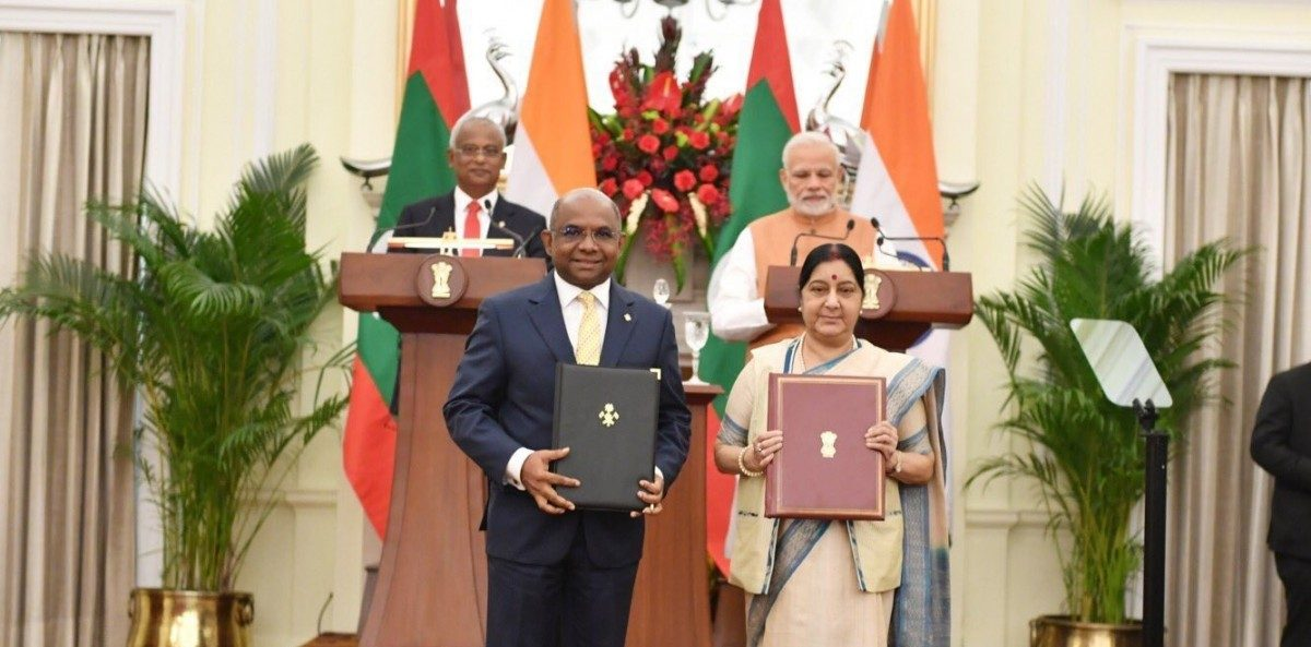 India-Maldives 'Very Liberal' Visa Regime to Come into Effect on March 11