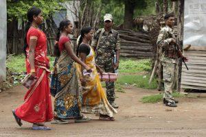 Chhattisgarh: Locals Allegedly Beaten up by Police During Gunbattle With Maoists