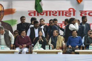 Mahagathbandhan Reaches Delhi as AAP Hosts Gathering of Opposition Leaders