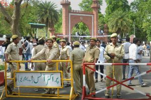 Solidarity Is the Best Form of Self-Defence for Students of AMU