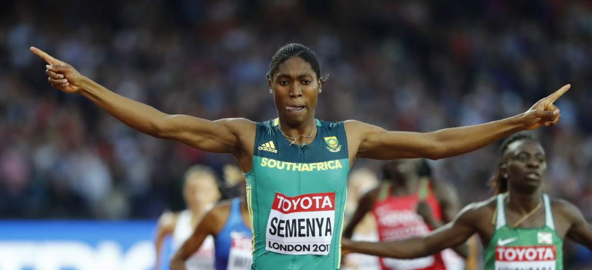 In the Ruling Against Caster Semenya, Bogus Science Is Being Used to Stifle the Vulnerable
