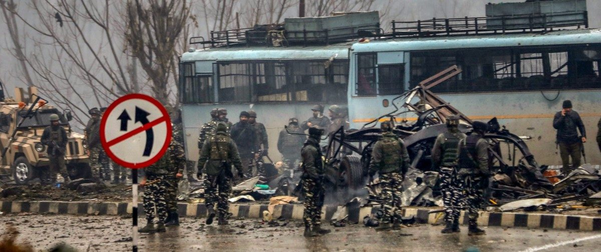 Pulwama Terror Attack Preceded by 'Massive Intelligence Failure', Finds CRPF Report