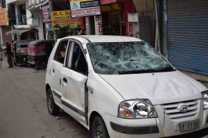 Army Veterans, Police Among Residents Attacked in Jammu City