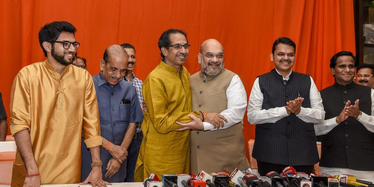 What the BJP's Hurried Efforts to Boost Its Alliances Reveal