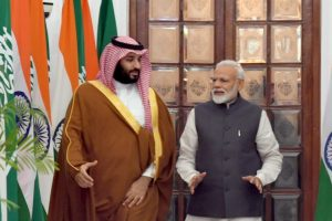 With Crown Prince's Visits, Saudi Arabia's Balancing Act in South Asia Continues