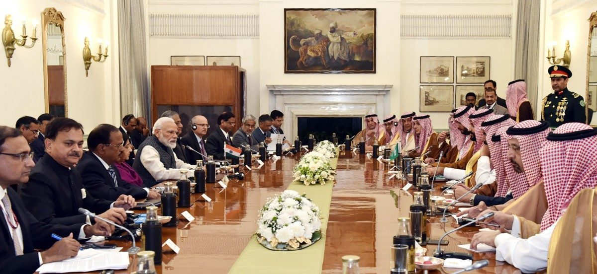 Why the Saudi Crown Prince's Visit to India Was a Diplomatic Success