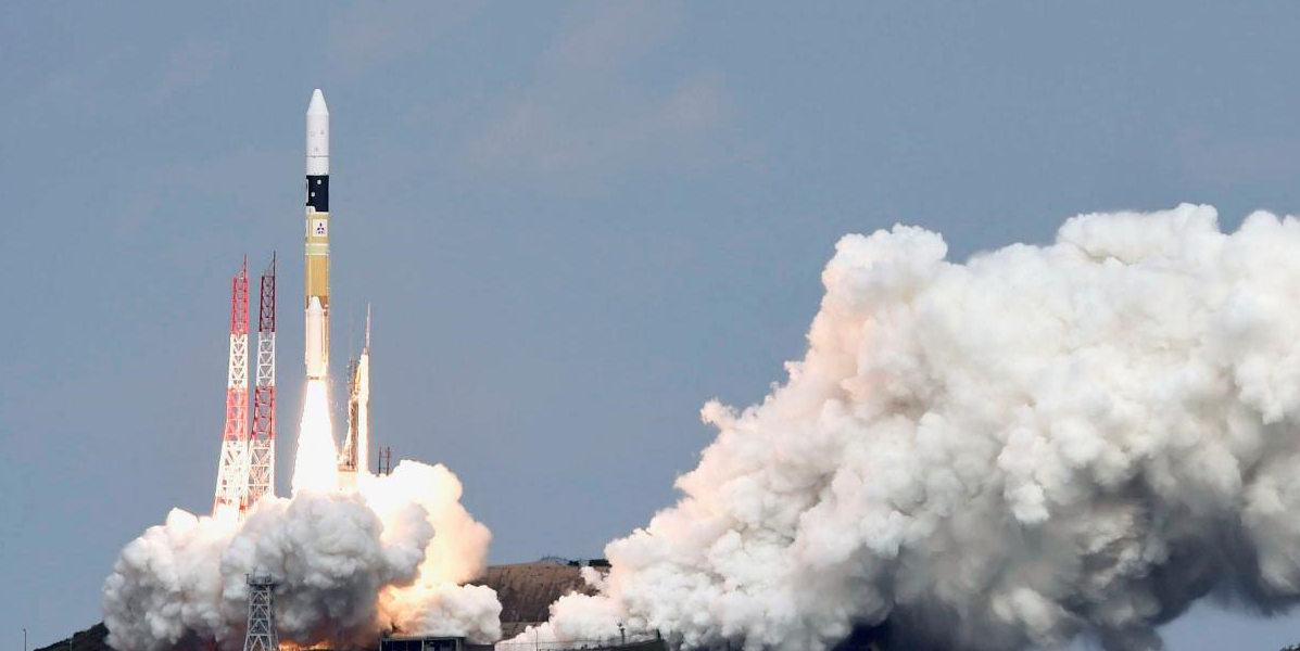 Japanese Probe Hayabusa 2 Touches Down on Asteroid to Collect Samples